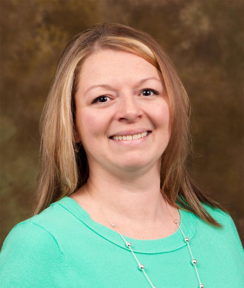 krystle perrin headshot - behavioral health supervisor